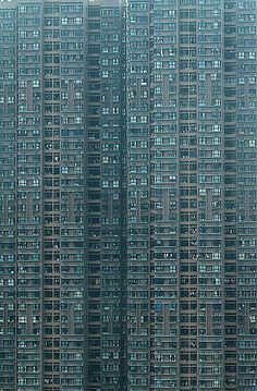 Very Matrix like. HK97b by pmorgan, via Flickr