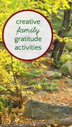12 gratitude activit