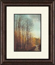 Winter Light A Framed Photographic Print
