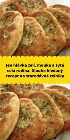 Jen hlávka zelí, mouka a sytá celá rodina: Dlouho hledaný recept na starodávné zelníky No Bake Cake, Summer Recipes, Food Art, Sweet Potato, Food To Make, Cabbage, Easy Meals, Food And Drink, Healthy Eating