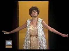 Dame Shirley Bassey: GOLDFINGER - 1968