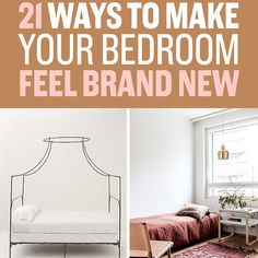 21 Cheap Ways To Make Your Bedroom Feel Brand New