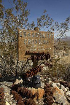 Crankshaft Crossing (Death Valley)