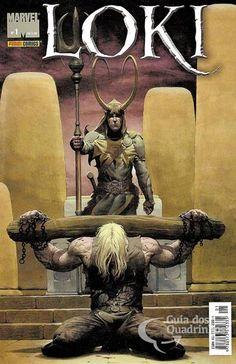Loki n° 1 - Panini
