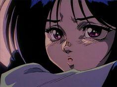 aebleo - I know Old Anime, Manga Anime, Anime Art, Alita Battle Angel Manga, Anime Angel Girl, Cyberpunk Character, Cyberpunk Anime, Cute Anime Pics, Aesthetic Gif