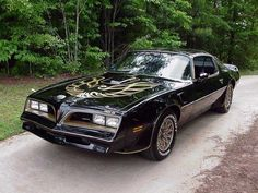 1978 Trans Am. Can someone just buy me one of these already? Ugh.