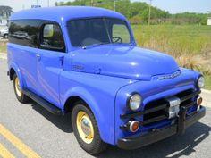 1951 Dodge B Panel