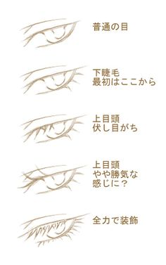 Manga Drawing Tips Manga Tutorial, Eye Tutorial, Eye Drawing Tutorials, Drawing Techniques, Art Tutorials, Body Drawing Tutorial, Manga Eyes, Anime Eyes, Drawing Eyes