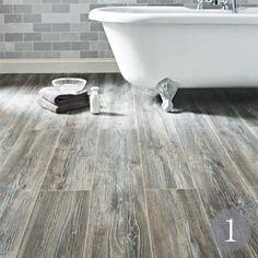 Canyon Pine Laminate Flooring For Bathroom