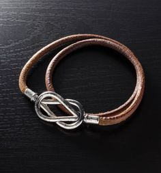 Bangle In Brown - Beyond the Rack