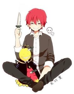 Akabane Karma, Assassination Classroom