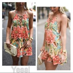 Polyvore Fashion, Ideias Fashion, Womens Fashion, Fashion Trends, Dressing, Spring Summer, Summer Dresses, Boutique, My Style