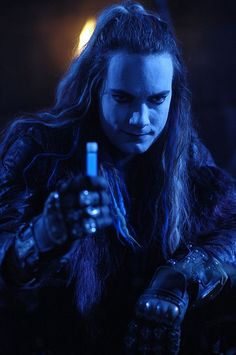 Terrance Zdunich as the Graverobber from Repo! The Genetic Opera