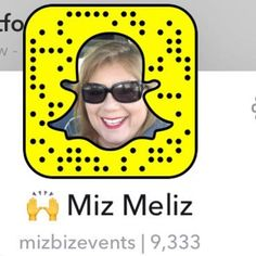 Thanks for following me from Snapchat and/or adding me!! Say Hi and tell me what you like best about social media. #chatsnap #instamizmeliz - http://ift.tt/29sAi28