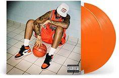 AJ Tracey Flu Game 2 x ORANGE COLOURED VINYL LP SET