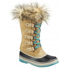 Sorel Women's Joan Of Arctic (Curry/Siberia)  Can't find these anywhere in a size 8!!  WANT!!!