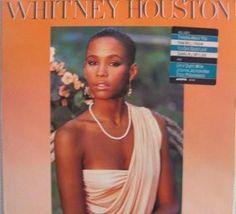 Whitney Houston - Whitney Houston Self-Title VG+ Arista AL-8-8212
