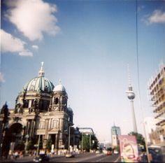 Berlin - Check.