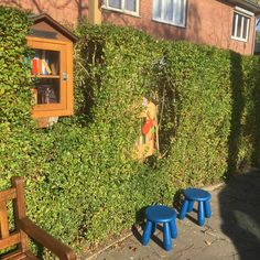 Nath's Little Free Library - Drongen - Oost-Vlaanderen - België