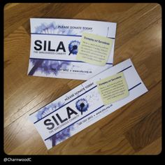 Labels designed and printed for SILA the Sarcoidosis charity, a fab charity that has just started concentrating on Information, Support and Finding a Cure www.sila.org.uk  -- If you are interested in our custom printed labels please visit our website: www.charnwood-catalogue.co.uk Custom Printed Labels, Printing Labels, Label Design, Charity, The Cure, Stamp, Website, Prints, Life