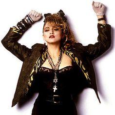 Goddess of the 80s