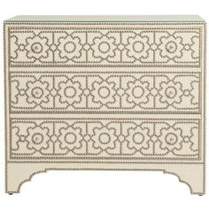 BN-323-113N Bernhardt Cabrillo Nailhead Chest $1295.00
