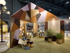 suppose design office 『TEXTILE PARK JAPANTEX 2014』 http://www.kenchikukenken.co.jp/works/1042811417/1808/