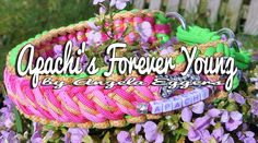 Apachi's Forever Young Paracord Tutorial, Swiss Paracord, Etsy Business, Paracord Bracelets, Freundlich, Fancy, Forever Young, Spring Time, Elsa
