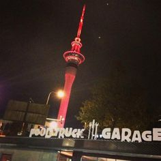 Auckalnd's 10 best restaurants including Food Truck Garage