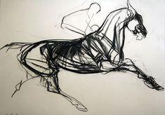 Gallery III --- Jo Taylor Blood Horse