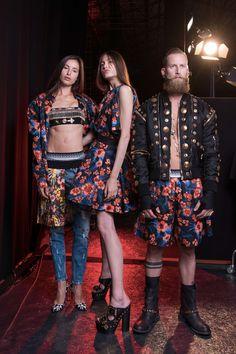 Fausto Puglisi Spring 2017 Menswear Fashion Show