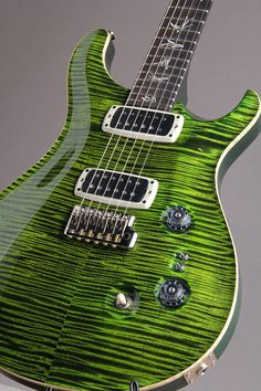 Paul Reed Smith BrushStroke 24 10Top Jade 2014