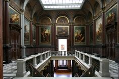 The Hamburger Kunsthalle is an art museum in Hamburg