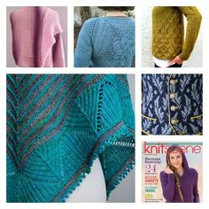 What to Knit July 2014 I've already signed up for the Leventry KAL this month