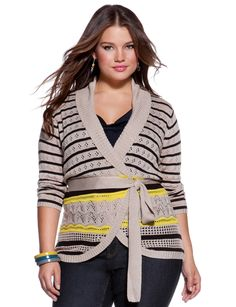Plus size cardi that I want, I want, I want!!!