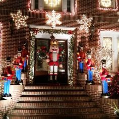 Dyker Heights Christmas Lights - Brooklyn, NY, United States