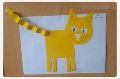 free cat craft idea