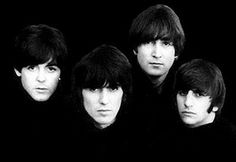 Picture of The Beatles Looks like the album Meet The Beatles 1964