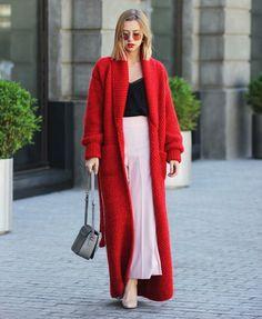 Cardigan Fashion, Crochet Cardigan, Cardigans For Women, Pulls, Color Inspiration, Wool Felt, Duster Coat, Kimono Top, Vest