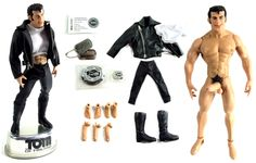 Tom of Finland doll just arrived :)