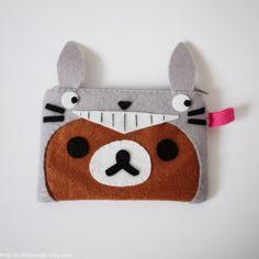 Totoro Case!