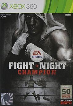 Fight Night Champion – Xbox 360  http://gamegearbuzz.com/fight-night-champion-xbox-360/