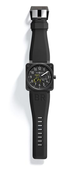 At what time does a clock stop being a clock and become an art piece? Bell & Ross presents the BR 12 O'Clock, a timepiece that measures the passing of time Bell Ross, Oclock, Watches, Space, Design, Fashion, Cabins, Men, Accessories