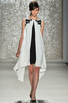 Pamella Roland Spring 2014 www.renttherunway... Repin your favorite #NYFW looks to get them from the Runway to #RTR!