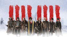 """The-Hateful-Eight-Es liegt derart viel Hass in der Luft, dass man sich unentwegt fragt, welche acht der neun Hüttengäste eigentlich die """"Hateful Eight"""" sein sollen. Ganz so eindeutig wie auf dem Filmplakat markiert, stellt es sich später nicht mehr dar."""