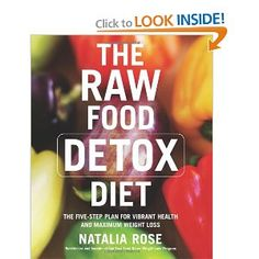 This is one of my favorite books. The Raw Food Detox Diet: The Five-Step Plan for Vibrant Health and Maximum Weight Loss health-and-wellness Weight Loss Meals, Diet Plans To Lose Weight, Reduce Weight, Easy Weight Loss, Healthy Weight Loss, How To Lose Weight Fast, Good Healthy Recipes, Healthy Foods To Eat, Raw Food Recipes