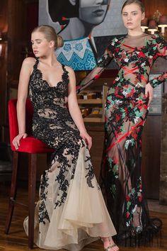 Toufic Hatab Printemps-été 2014 - Haute couture