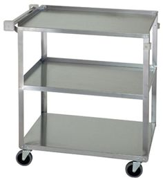 Ideal for transport and storage and continuous transporting over even floor surfaces. Wire Shelving, Kitchen Cart, Stainless Steel, Flooring, Storage, Home Decor, Purse Storage, Decoration Home, Room Decor