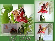 Fairy, fimo