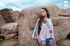 Shop Dar mode's latest designer Kaftans, Beachwear and Accessories collections for Online Boutiques, My Hair, Beachwear, Salt, Tops, Fashion, Beach Playsuit, Moda, Beach Outfits